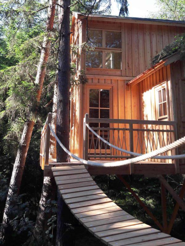 Seil Tau Handlauf für Baumhaus naturfarben 35mm