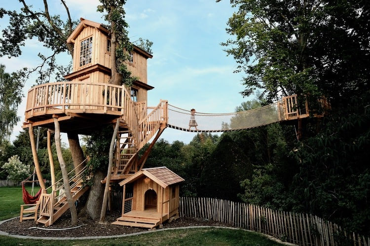 Tree house – advantages and disadvantages