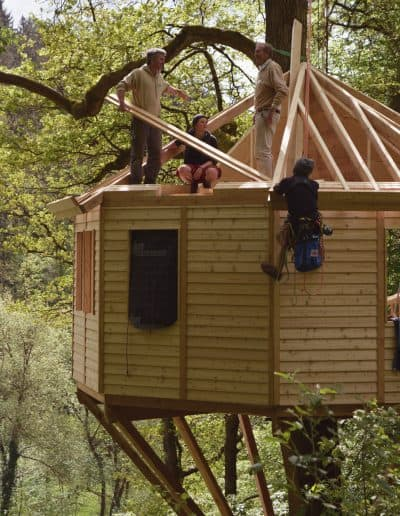 baumbaron baumhaus bauen treehouse building international (15)