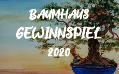 Baumhaus Gewinnspiel 2020 – Mitmachen lohnt sich!!!