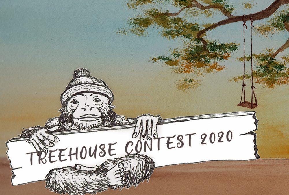 Baumhaus Wettbewerb 2020 – Die Gewinner sind…