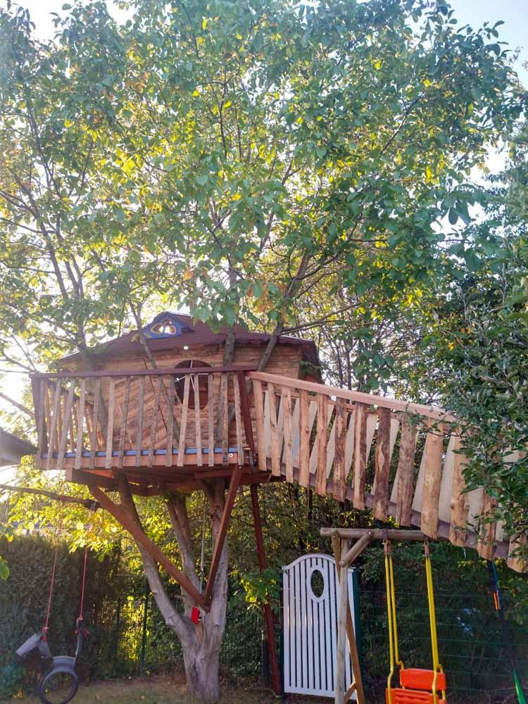 Beispiel Preis einfaches Kinder Spiel Baumhaus Selber Bauen