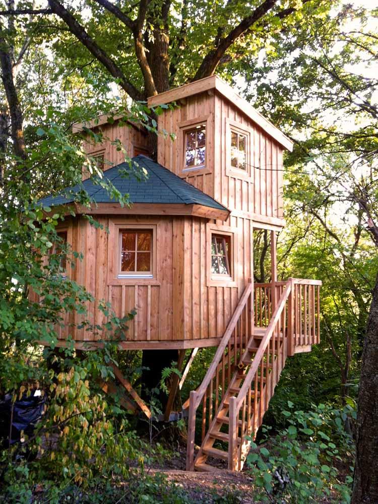 Kosten schönes Baumhaus zum Leben
