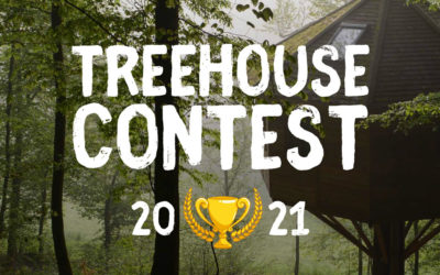 DIY Treehouse Contest 2021 – Take part, it's worth it!!!